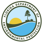 Florida department of Environmental Protection logo image