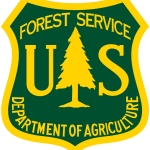Forest Service Department of Agriculture logo image