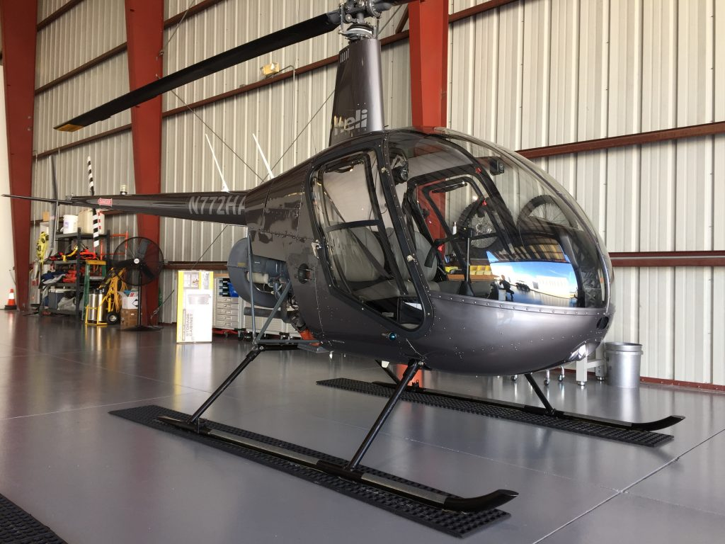 Heli Aviation helicopter image
