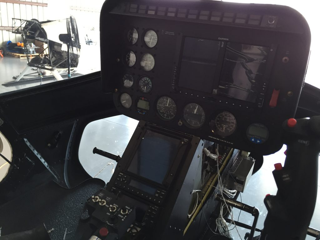 helicopter control panel image