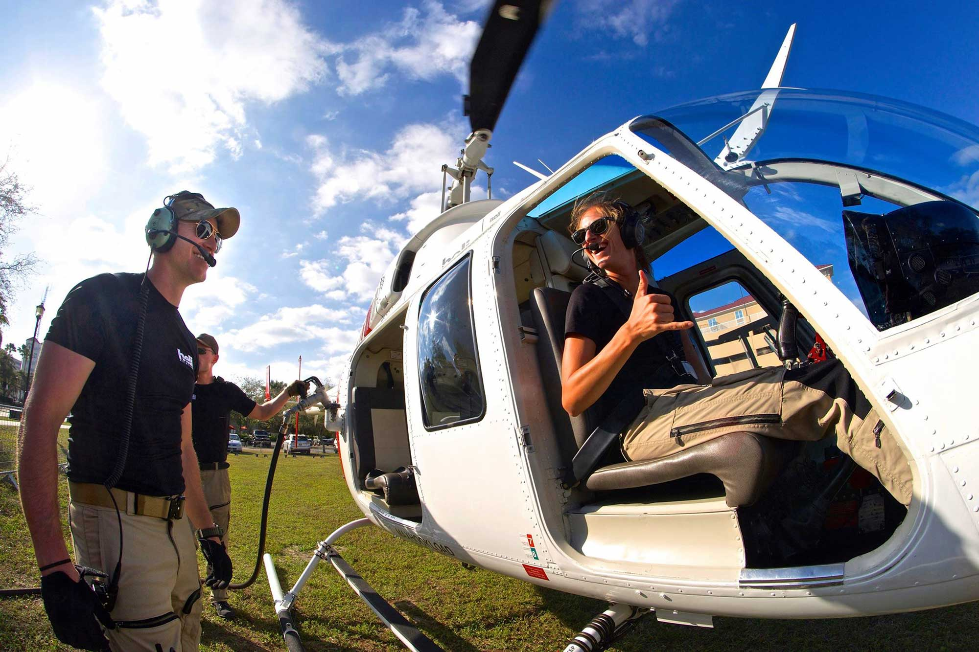 Heli Aviation - Sarasota Florida flight training