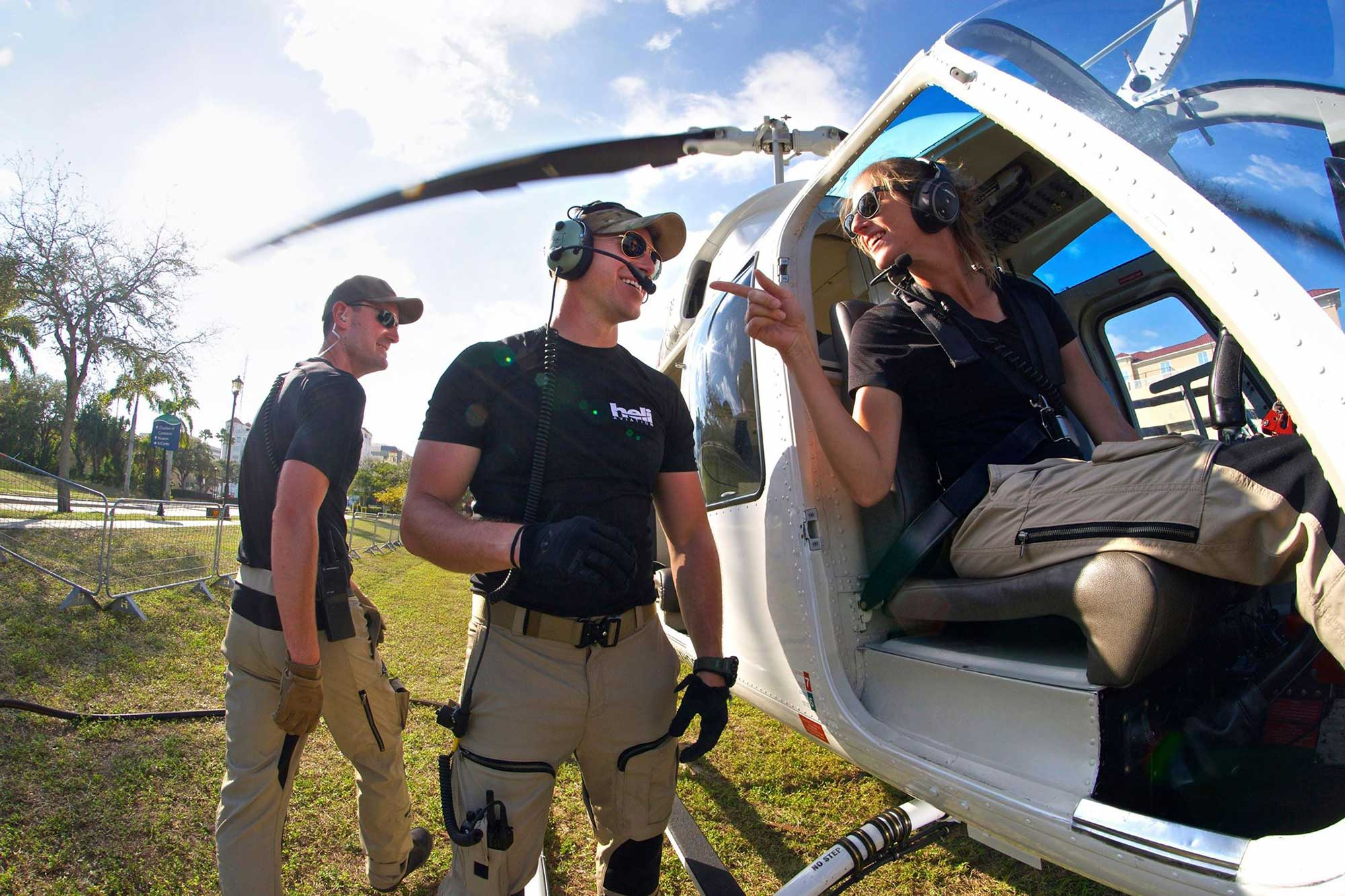 Heli Aviation Team Sarasota Florida